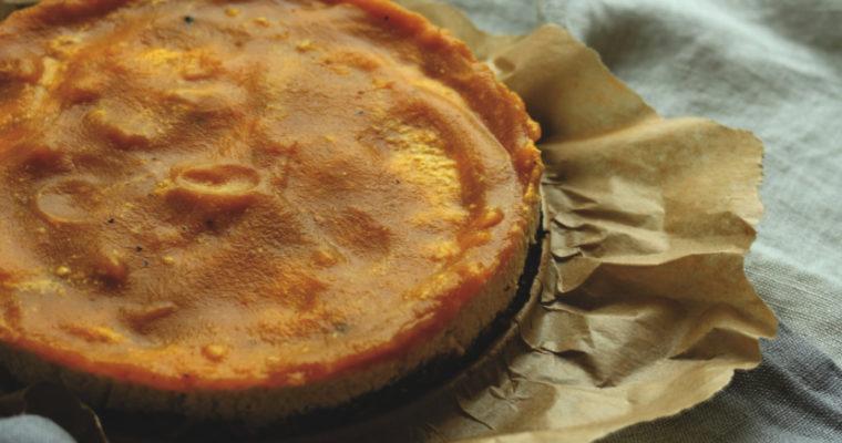 Kürbis-Cashew Torte