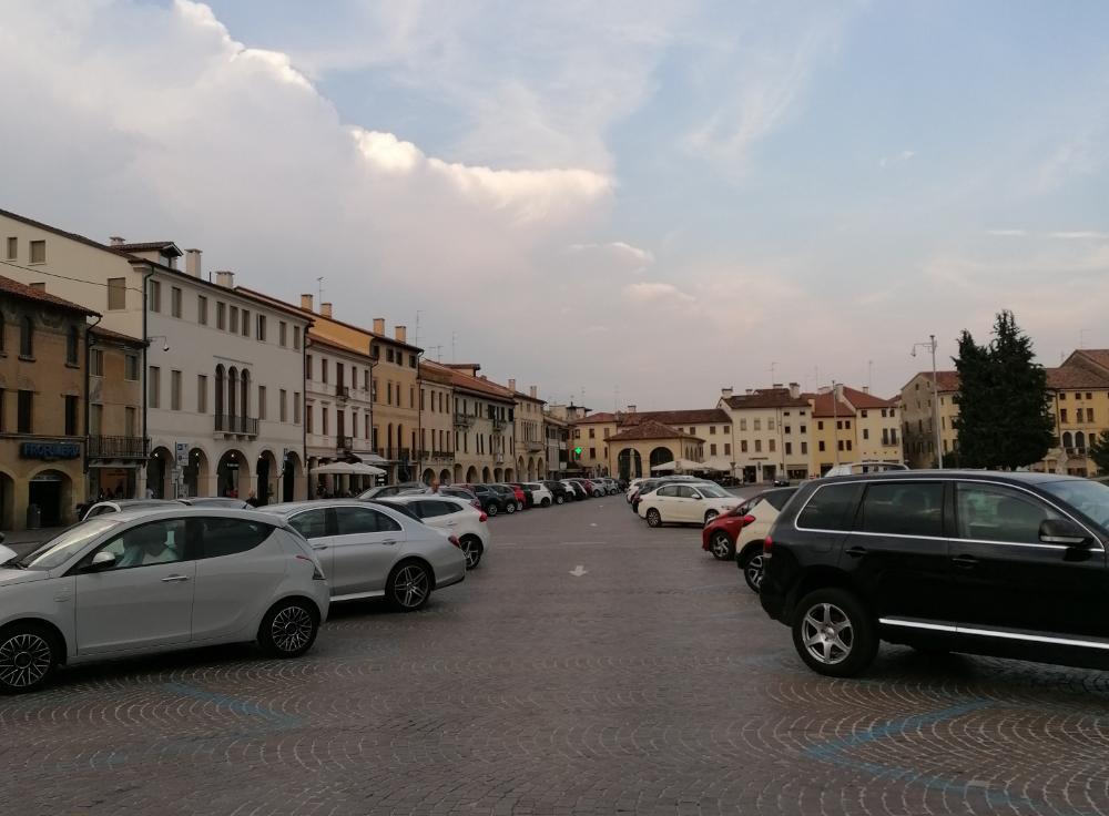 Auf nach Castelfranco